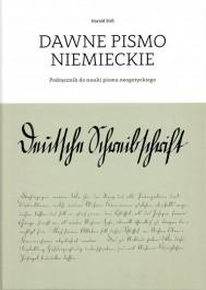 Zestaw materiałów do nauki pisma neogotyckiego