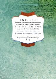 Indeks właścicieli nieruchomości cyrkułu dukielskiego TOM I