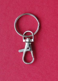 Lobster clasp key chain
