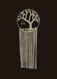 Makrama drzewo
