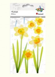 Daffodils stickers