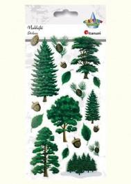 Naklejki drzewa