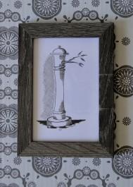 Hydrant oryginał w. 2/3