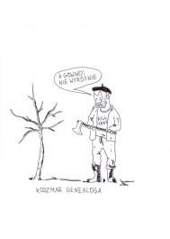 Koszmar genealoga I