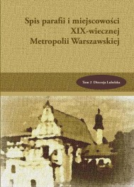 Spis parafii i miejscowości XIX Metropolii Warszawskiej