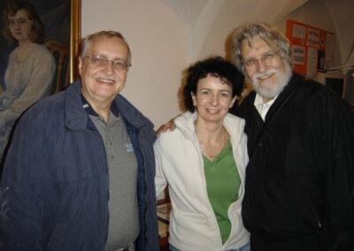 Brian Walsh in Poland